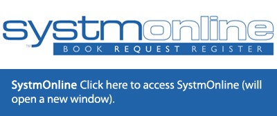 SystmOnline.  Click here to access SystmOnline
